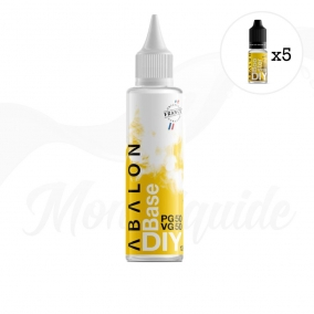 Pack 175ml Abalon DIY 5 mg/ml